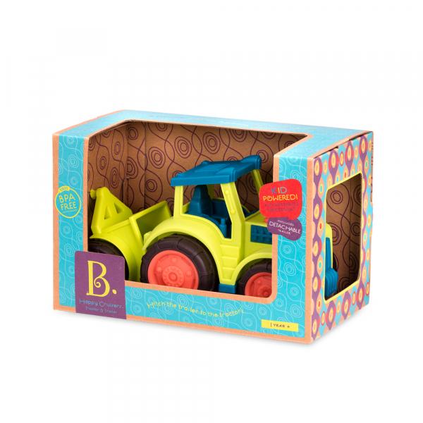 B. Happy Cruisers Traktor & Anhänger