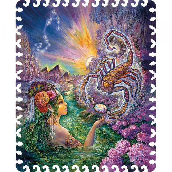 DaVICI Puzzle - Sternzeichen Skorpion