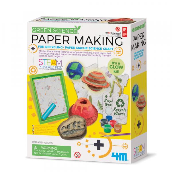 Papierherstellung - Green Science