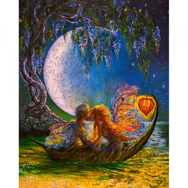 DaVICI Puzzle - Mondlicht