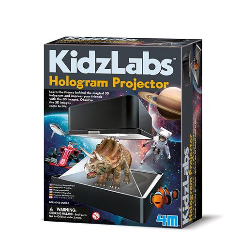 KidzLabs - Hologramm Projektor