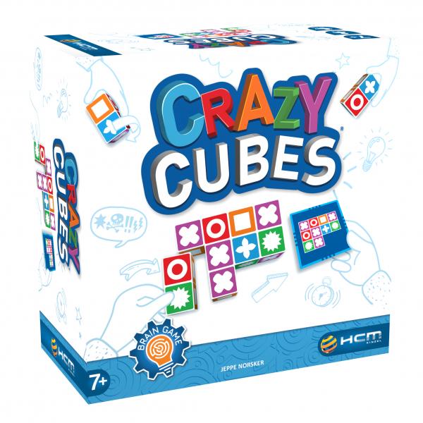 Crazy Cubes